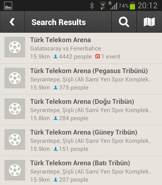 TT Arena'da yeni bir rekor kırıldı...