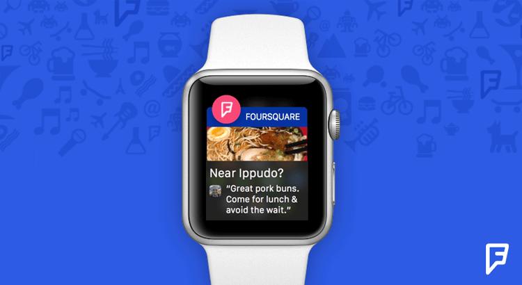 Foursquare-deki-mekanlar-simdi-Apple-Watch-ta
