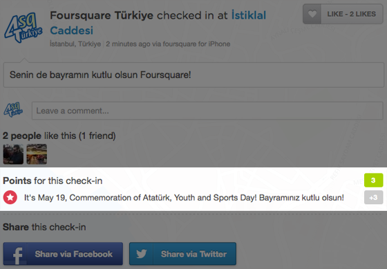 foursquare-19-mayis-website